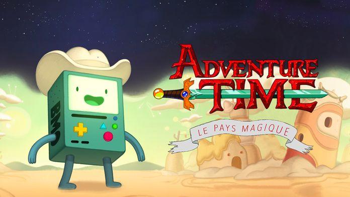 Adventure Time: Le Pays Magique