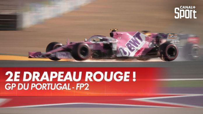 Accrochage entre Verstappen et Stroll en FP2 ! : Grand Prix du Portugal