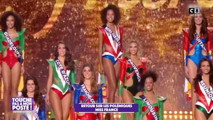 Retour sur les polémiques autour de Miss France