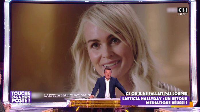 Laeticia Hallyday : Un retour médiatique réussi ?