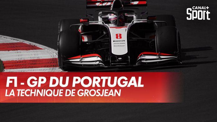 Découvrir Portimao ... sur un jeu vidéo ! : Grand Prix du Portugal