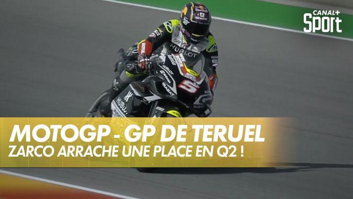 Le coup de poker de Zarco ! : Grand Prix de Teruel