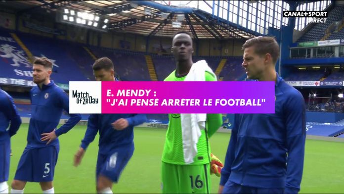 "Edouard Mendy: ""J'ai pensé arrêter le football"" : Premier League"