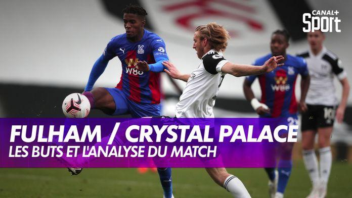 Les buts de Fulham / Crystal Palace : Premier League, 6ème journée