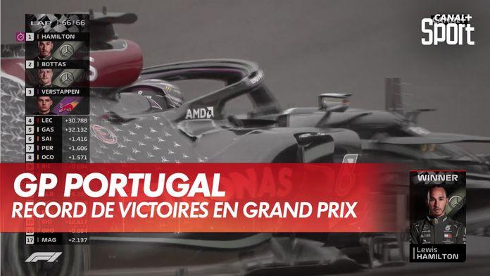 92ème victoire pour Lewis Hamilton : Grand Prix du Portugal