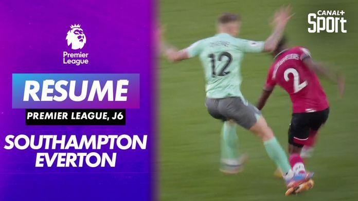 Le débrief de Southampton / Everton : Premier League