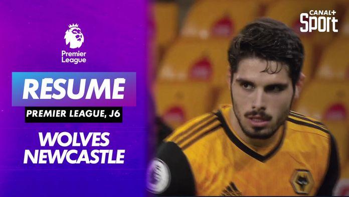 Le débrief de Wolverhampton / Newcastle : Premier League