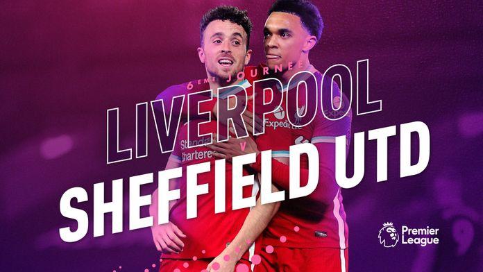 Les buts de Liverpool - Sheffield United : Canal Football Club