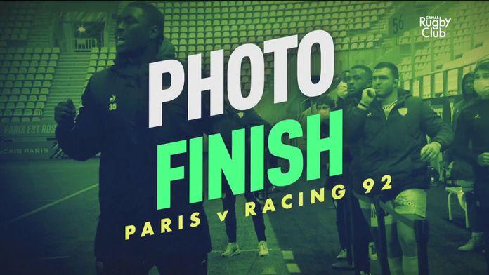 Le résumé de Paris - Racing 92 : photo finish : Canal Rugby Club