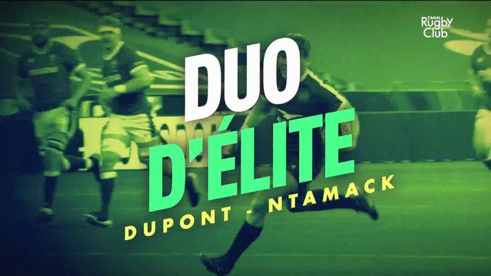 Dupont - Ntamack : de l'or pour les Bleus ? : Canal Rugby Club