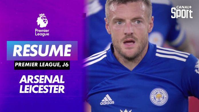 Le débrief de Arsenal / Leicester : Premier League