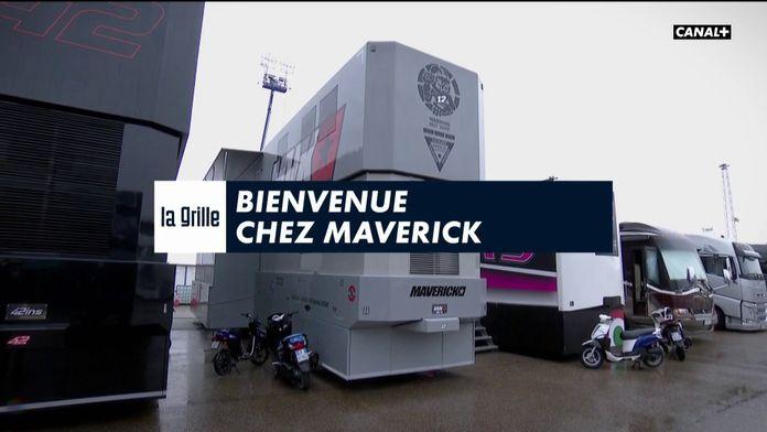 Visite du motorhome de Maverick Viñales ! : Grand Prix de Teruel