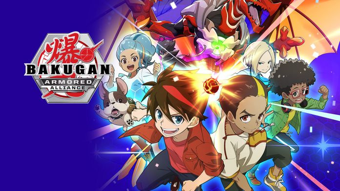 Bakugan : Armored Alliance