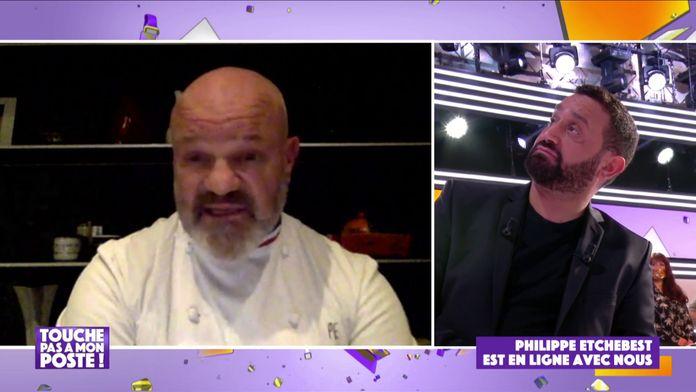 """Philippe Etchebest exprime son désarroi dans TPMP : """"C'est une mise à mort pour notre profession"""""""
