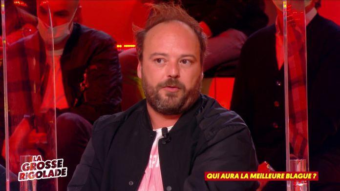 La blague hilarante de Alban Ivanov dans La grosse rigolade