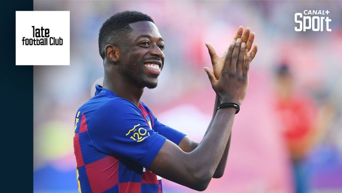 Ousmane Dembélé enfin de retour ? : Late Football Club