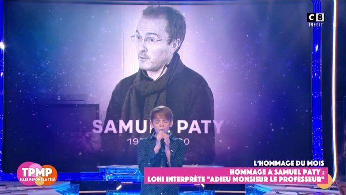 Lohi - Adieu monsieur le professeur (Live @TPMP)