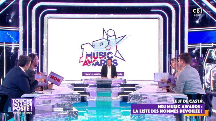 NRJ Music Awards : La liste des nommés dévoilée !