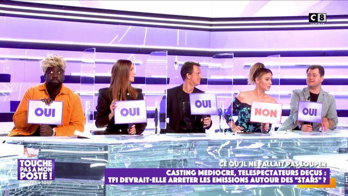"""Casting médiocre, téléspectateurs déçus : TF1 devrait-elle arrêter les émissions autour des """"stars""""?"""