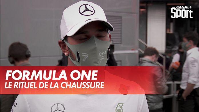 Lewis ne boira plus jamais dans la chaussure de Ricciardo : Formula One