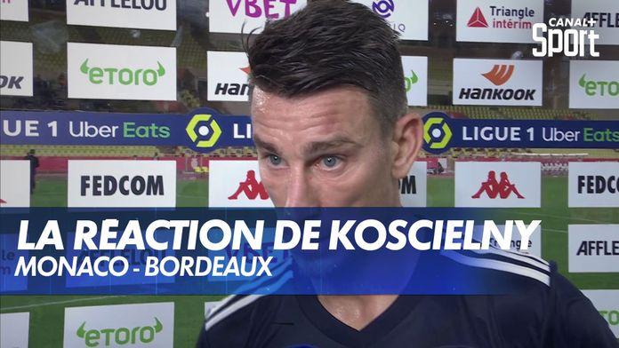 La mise au point de Laurent Koscielny : Monaco - Bordeaux