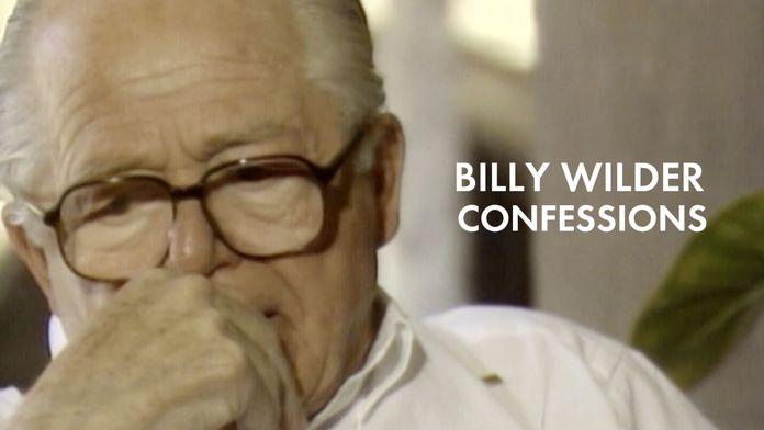 Billy Wilder: Confessions