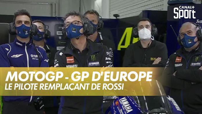 Garrett Gerloff performe avec la Yamaha de Rossi ! : Grand Prix d'Europe