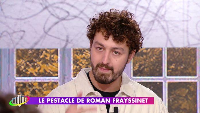 Roman Frayssinet se fait chier