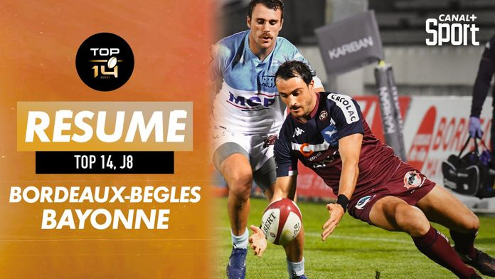 Le résumé Jour de Rugby d'UBB / Bayonne : TOP 14