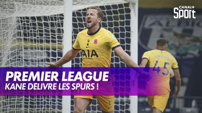 West Bromwich - Tottenham : Kane délivre les Spurs en toute fin de match ! : Premier League