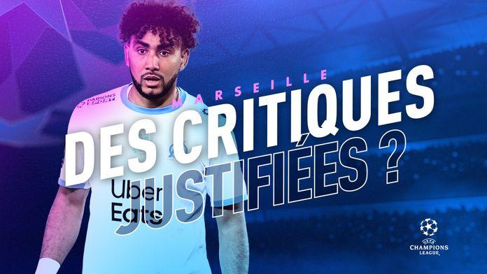 Marseille, des critiques justifiées ? : Canal Football Club