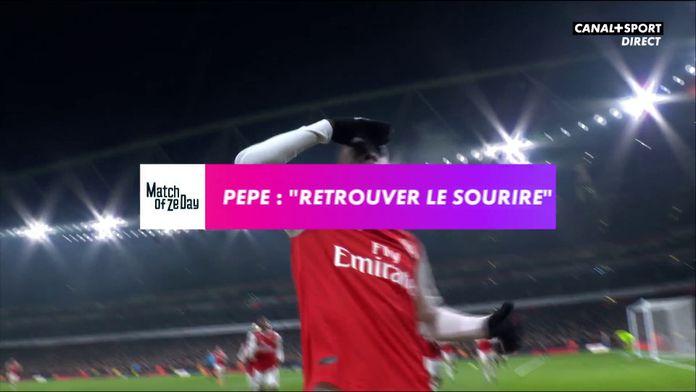 """Nicolas Pepe: """"Retrouver le sourire"""" : Premier League"""