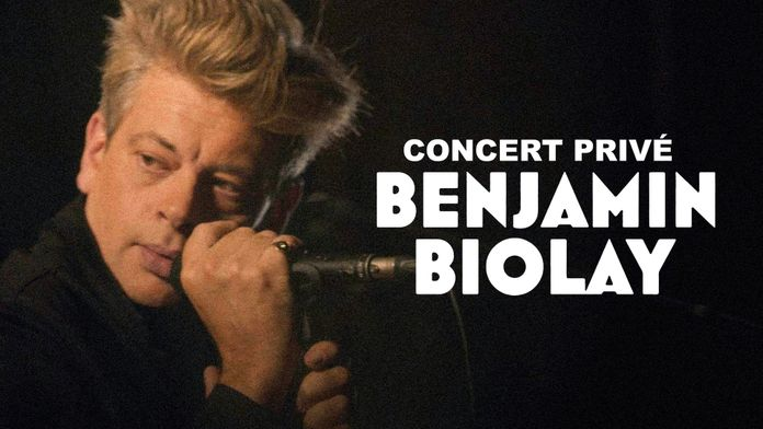 Benjamin Biolay : concert privé