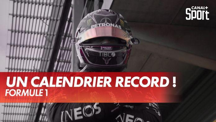 F1 : un calendrier record pour 2021 : Grand Prix d'Émilie-Romagne