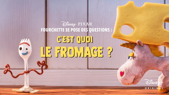 Fourchette se pose des questions : c'est quoi le fromage ?