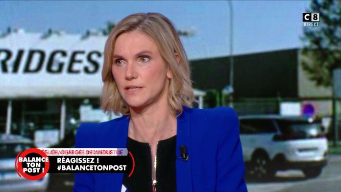 Agnès Pannier-Runacher, Ministre chargée de l'industrie revient sur la fermeture de Bridgestone