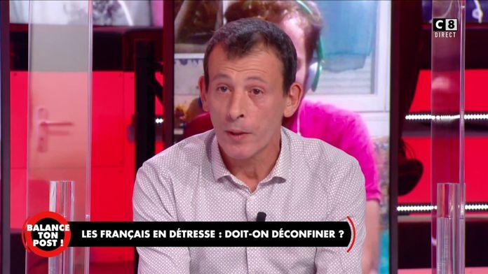 """Didier, bénéficiaire du RSA revient sur sa situation dramatique : """"Je ne mange qu'une fois par jour"""""""