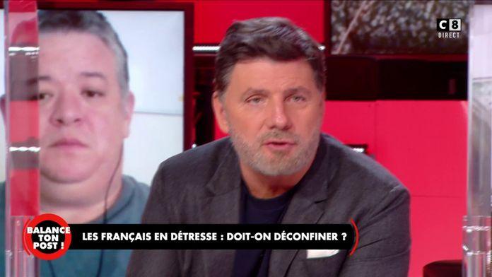 """Philippe Lellouche,acteur, pousse un coup de gueule: """"L'Etat fait beaucoup de choses pour le peuple"""""""