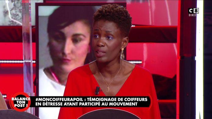 Rokhaya Diallo s'exprime sur les dépressions liées au confinement