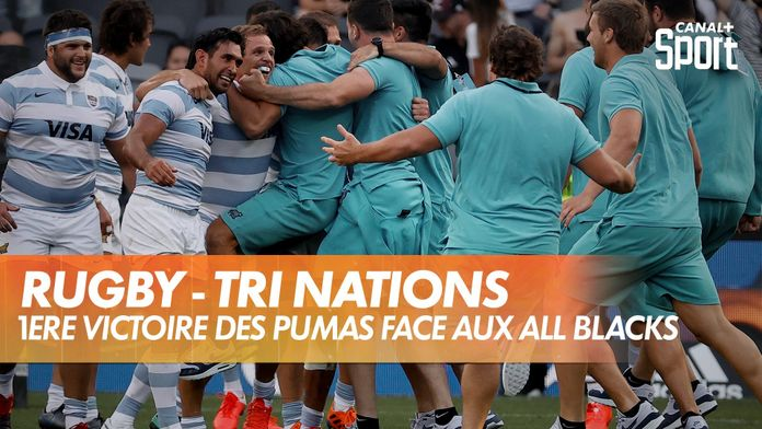 L'exploit historique des Pumas face aux All Blacks : Tri Nations 2020