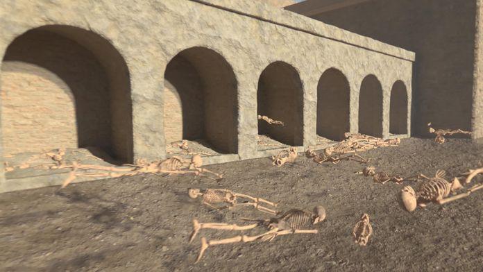 Les secrets enfouis d'Herculanum