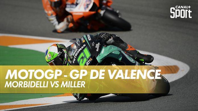 Enorme bataille en fin de course ! : Grand Prix de Valence
