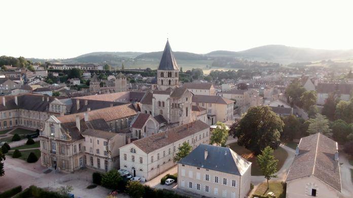 Abbaye de Cluny : la seconde Rome