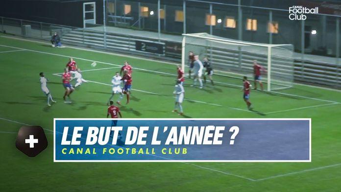 Double retourné = but de l'année ? : Canal Football Club