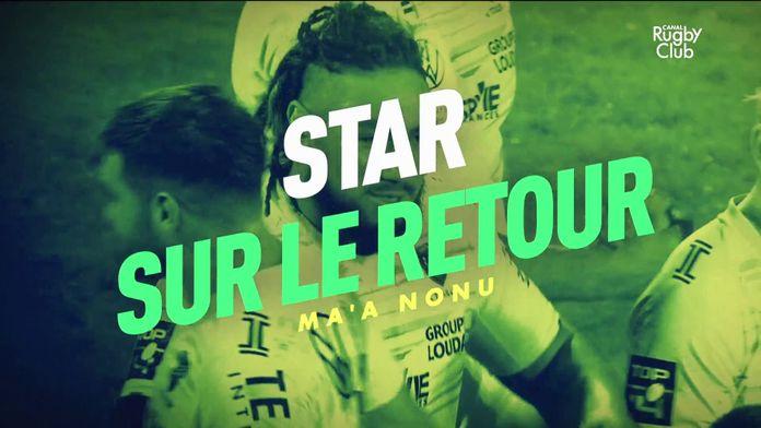 Ma'a Nonu : star sur le retour : Canal Rugby Club