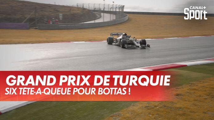 GP de Turquie : le cauchemar de Valtteri Bottas : Grand Prix de Turquie