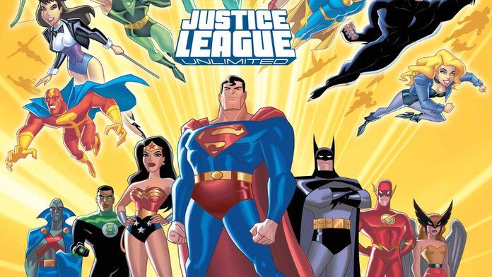 La Ligue des Justiciers - Saison 2 : Un Amour de mille ans