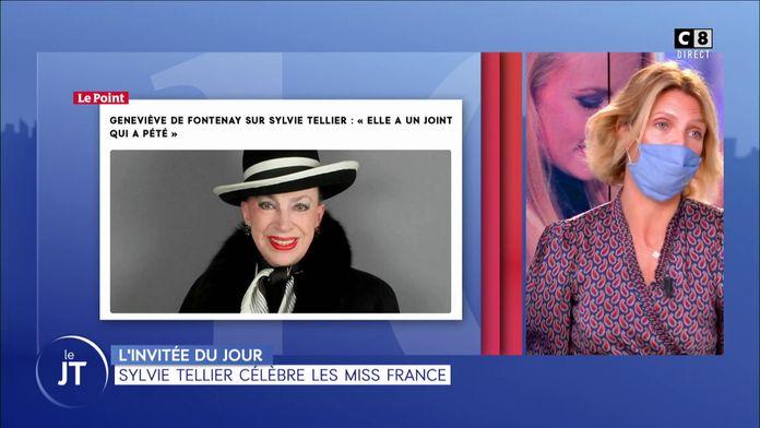 L'invitée du jour : Sylvie Tellier célèbre les Miss France