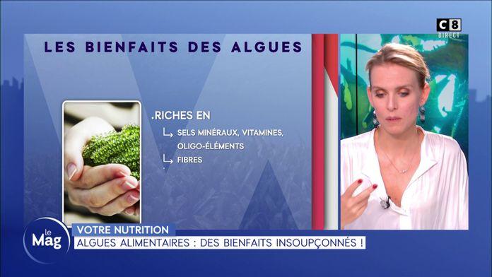 Algues alimentaires : des bienfaits insoupçonnés !