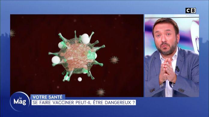 Se faire vacciner peut-il être dangereux ?